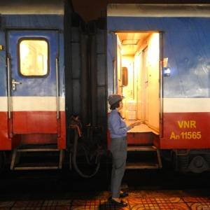 ベトナム統一鉄道の旅 ダナン⇒ニャチャン