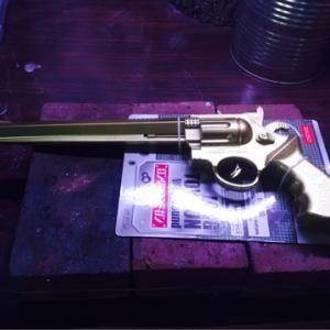 ダイソーの銃リメイク。。