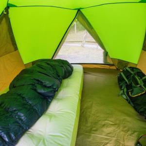 久しぶりのキャンプ
