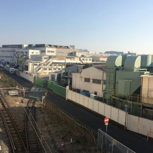 川崎重工・兵庫工場 ボンネット181系とか
