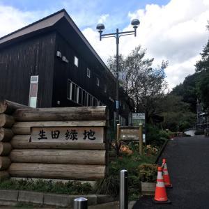 神奈川・生田緑地の スハ42
