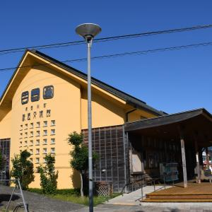 和歌山・有田川町鉄道交流館のレイアウト