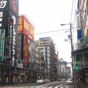 大阪・日本橋 模型店巡りとジオラマ103