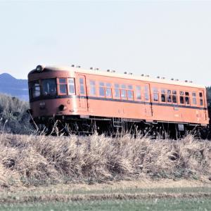 昭和時代の 鹿児島交通キハ07