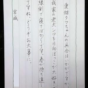 ペン字 その6