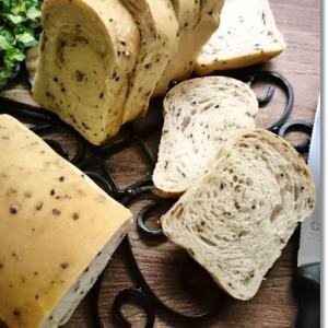 食パンじゃないよっ!ワンローフ胡麻パンと…またアレで怒ってしまい猛省。。。