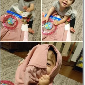【祝】姫1歳になっちゃいました!と今の時期の難しい服装選び…