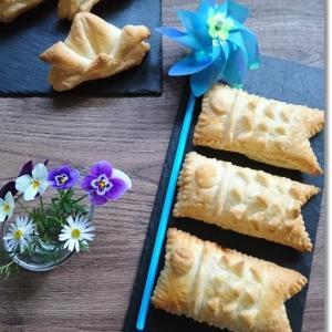 【こどもの日】作ってみたかった兜パイ(レシピ付)と鯉のぼりパイ