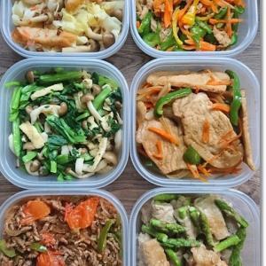 【今週の常備菜】リクエストの常備菜とククパニュース!と梅雨前にプールバック