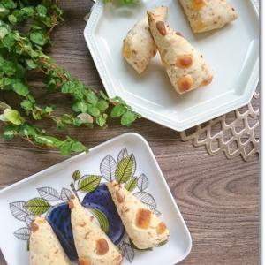 【食事スコーンのレシピ】花エビとチーズのショッパイやつと王子は姫の教育係