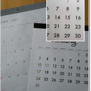 【100均&ハロウィン】セリアで買った六曜カレンダーとHALLOWEENの飾りつけ♪