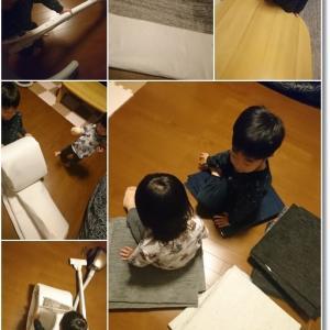 【ニトリ】お値段以上♪4歳と1歳と高齢母でドタバタ模様替え!とセリアの使える器