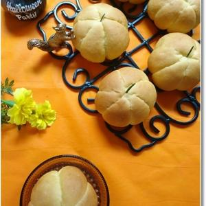 【HALLOWEEN BREAD】南瓜の立体パンと王子の遠足と保育園の暗黙のルールなの!?