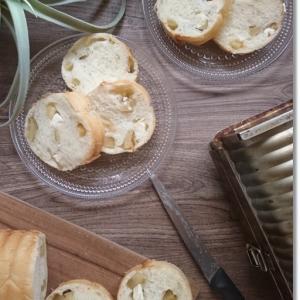 煮林檎とクリームチーズの三つ編みラウンドパンと姫の婚約記者会見風!?(笑)