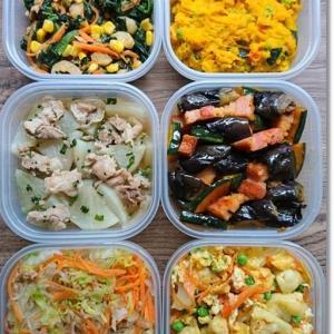【今週の常備菜】冷凍庫と野菜室の野菜を使いきり!とワンオペ育児でハッとしてウルッと…