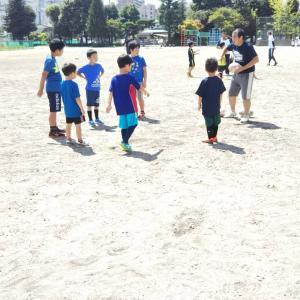 8月19日(日)長町で練習&ゼビオスポーツで体験会を行いました