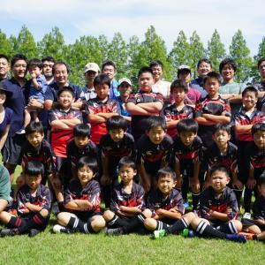 7月1日(日)豊里で試合を行いました