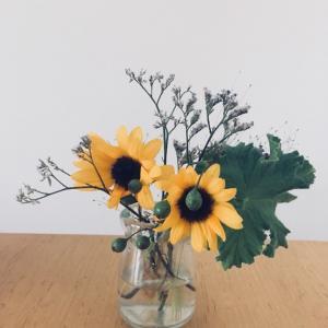 花を飾るシリーズ