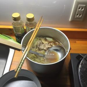 2019晩秋 車中泊キャンプ その4