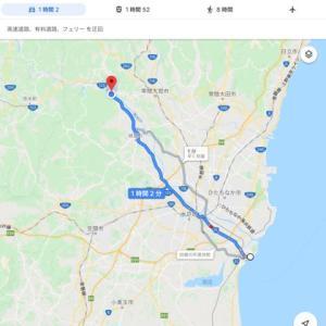 2019初冬 車中泊キャンプ あんこう鍋の旅 その5