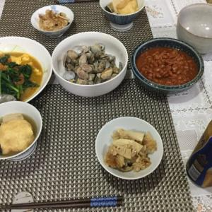今日の一品 夕食