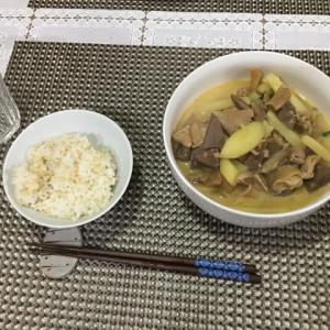 今日の一品 中国式モツ煮(杂碎、ザースイ)