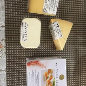 今日の一品 チーズ