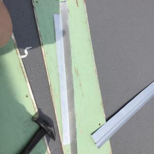 キャンピングトレーラー改修 (37) 外壁材の張替え その10