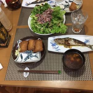 今日の一品 懐かしい「いなり寿司」
