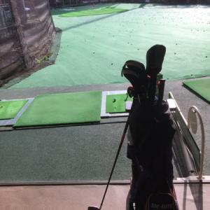 久し振りのゴルフ その1 練習再開