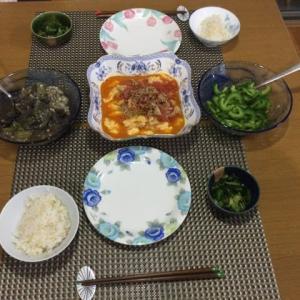 今日の一品 久し振りの家内の手料理