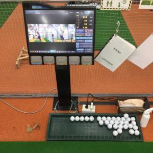 ゴルフ練習 スイング改造 その19 スイング分析機
