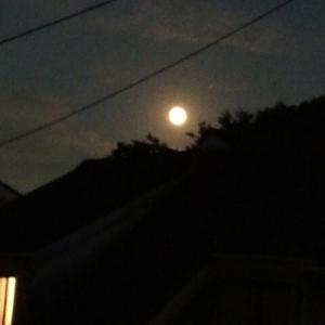 満月・ストロベリームーン