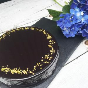 危うく未亡人になるかと思った話とチョコケーキ