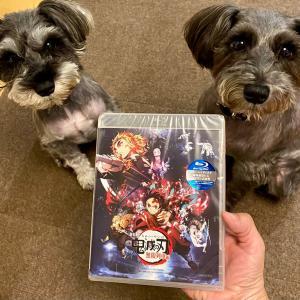『鬼滅の刃』Blu-ray届きました♪
