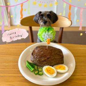 ローストビーフでお祝い♪