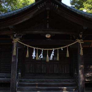 長野県岡谷市・十五社神社