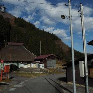 長野県白馬村・立の間集落(4)