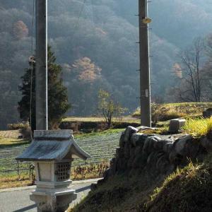 長野県白馬村・立の間集落(6)最終回