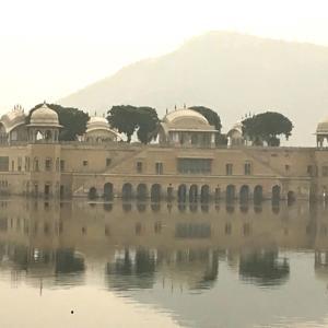 インド国内旅行〜ジャイプル(Jaipur)1日目①