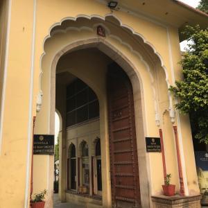 ジャイプル(Jaipur)旅行3日目〜シティパレス(City Palace)
