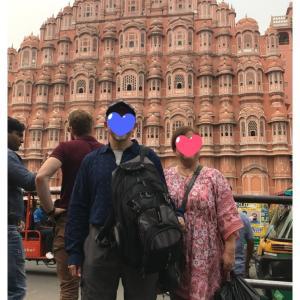 ジャイプル(Jaipur)旅行3日目〜風の宮殿・最終章