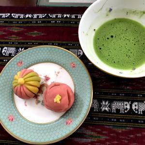 自宅で生和菓子の会♪