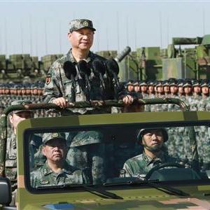 中国人民解放軍が台湾侵攻?