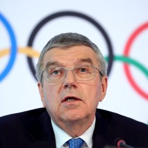 IOCバッハ会長来月来日
