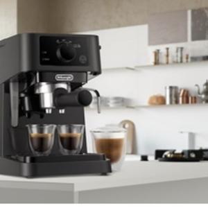 本格的なエスプレッソやミルクメニューが手軽に楽しめるコーヒーメーカー