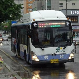 金海空港へのアクセスに使える路線! 釜山市内バス138-1番 NC西面店→西部市外BT(沙上駅)