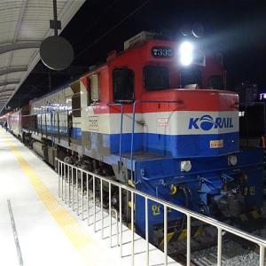 ローカル線を走るムグンファ号に短距離乗車! ムグンファ1793列車 永川→慶州