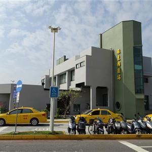 台南市麻豆區 麻豆轉運站(麻豆バスターミナル・高速バス編) (2020年8月改定版)