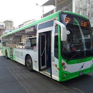 台南市街から新化への移動にも使える路線! 興南客運(大台南公車)緑17路 新化站→大灣
